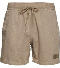 root shorts - olive shorts casual beige forét