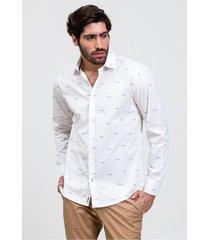 camisa blanca prototype stockton