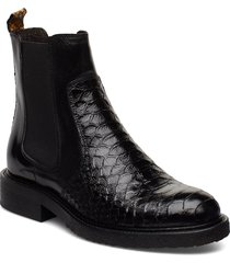 boots shoes chelsea boots ankle boots svart billi bi