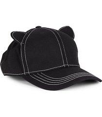cat ears baseball hat