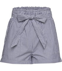 onlsmilla stripe belt dnm shorts shorts flowy shorts/casual shorts blå only