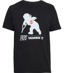 prps men's mentone graphic t-shirt - light blue - size xxl