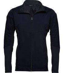 flyen light ins jkt outerwear sport jackets blå bergans