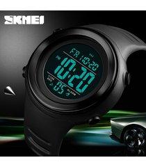 reloj deportivo para hombre al aire libre-negro