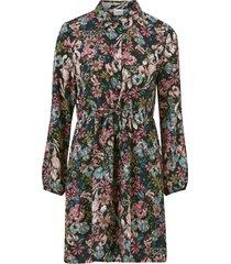klänning jdykaya l/s shirt dress wvn