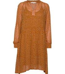 abira dr korte jurk oranje part two