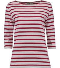t-shirt marsellesa rood