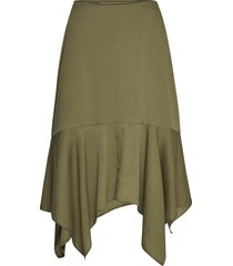 dianna skirt knälång kjol grön storm & marie