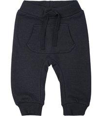 pantalón azul oscuro name it