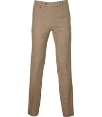 nils pantalon - slim fit - beige