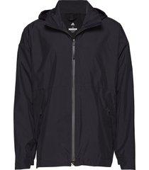 urban cp jkt outerwear sport jackets zwart adidas performance
