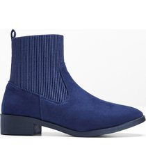 stivaletto chelsea (blu) - bpc bonprix collection