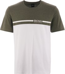 boss trend t-shirt - dark green 50402940