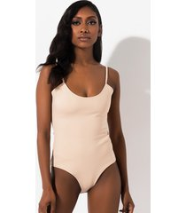 akira simple life basic bodysuit