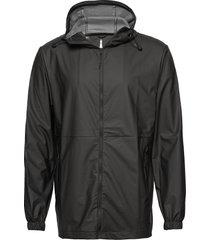 ultralight jacket regnkläder svart rains