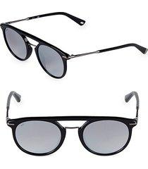 49mm aviator sunglasses