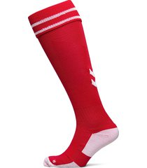 element football sock underwear socks football socks röd hummel