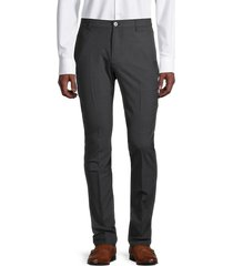 john varvatos men's slim-fit pants - navy - size 31 r