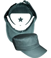 2pk military hat half shaper  hat liner  cadet cap inserts  army crown inserts 