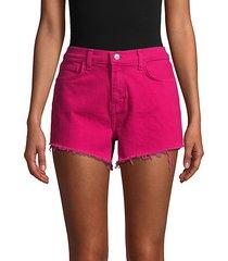 ryland high rise shorts