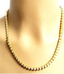 collar wow! 1773 - dorado