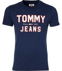 tommy jeans - slim fit - blauw