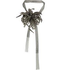 fabiana filippi bow necklace