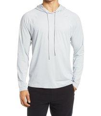 men's alo idol stretch hoodie