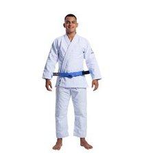 kimono jiu jitsu atama trançado infinity collab - branco