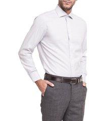 camisa formal gris trial