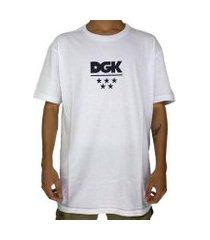 camiseta dgk all star masculina