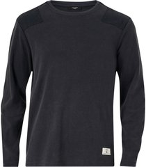 sweatshirt jprriley bla. sweat crew neck