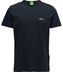 tee t-shirts short-sleeved svart boss