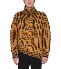 alexander mcqueen high neck sweater