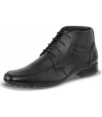 botas formal ramon negro para hombre croydon