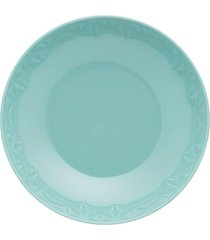 conjunto de 6 pratos fundos 21cm mia orvalho - multicolorido - dafiti