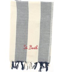 mc2 saint barth beach towel
