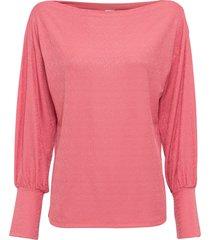 maglia in jersey (rosa) - bodyflirt