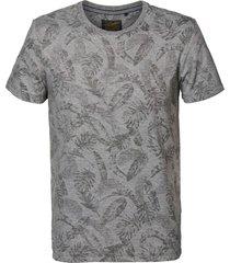 petrol industries shirt 6093 dark army