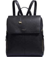 radley london lorne close large flapover backpack