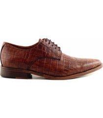 zapato marrón briganti killian