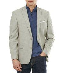 bar iii men's slim-fit solid blazer, created for macy's