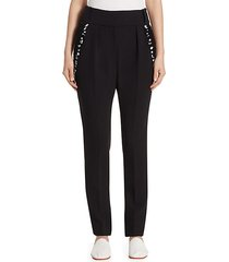 searl beaded trousers