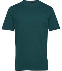classic pique crewneck tee t-shirts short-sleeved grön scotch & soda