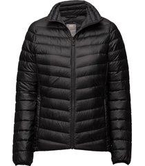 w verglas down insulator outerwear sport jackets padded jacket zwart helly hansen
