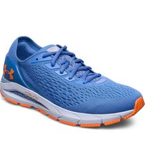 ua hovr sonic 3 shoes sport shoes running shoes blå under armour