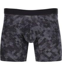 boxer tetris negro color negro, talla s