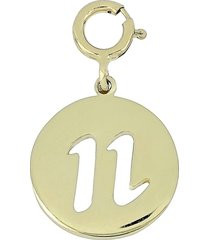 women's bony levy 14k gold initial charm (nordstrom exclusive)