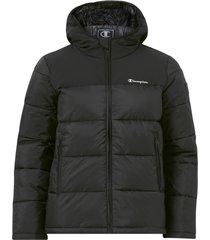 jacka hooded jacket