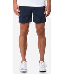 orlebar brown men's bulldog sport swim shorts - navy - w36 - blue